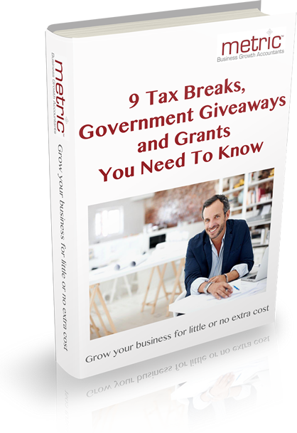 tax break book